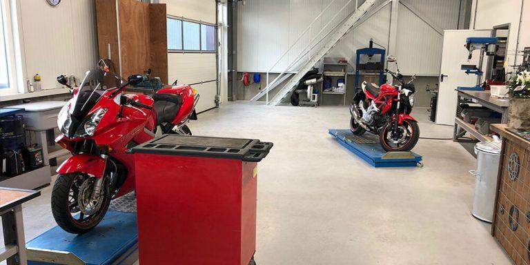 Motor onderhoud Kootwijkerbroek