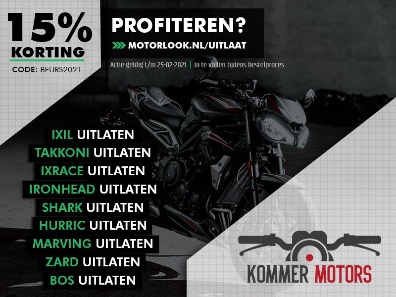 Motorbeurs Actie 2021