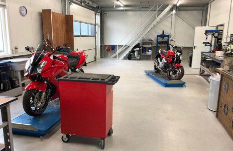 Werkplaats Kommer Motors